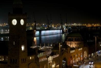 Reeperbahn Hamburg. Quest - Im Wandel der Zeit, by Oliver Lins. Port of Hamburg