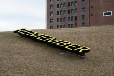 Artlantic Wonder Park Art Installation. Quest - Im Wandel Der Zeit. Oliver Lins