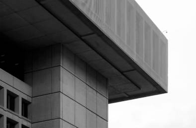 Center Of Power. House Of Cards. Washington DC Architecture By Oliver Lins