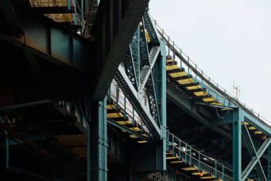 International Express, Queens New York. Quest - Im Wandel Der Zeit. Oliver Lins