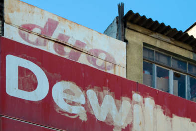 Istanbul Signage And Architecture. Quest - Im Wandel Der Zeit. Oliver Lins