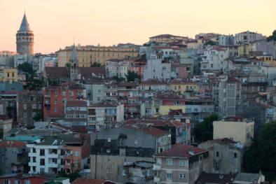 Istanbul Signage And Architecture. Quest - Im Wandel Der Zeit. Oliver Lins