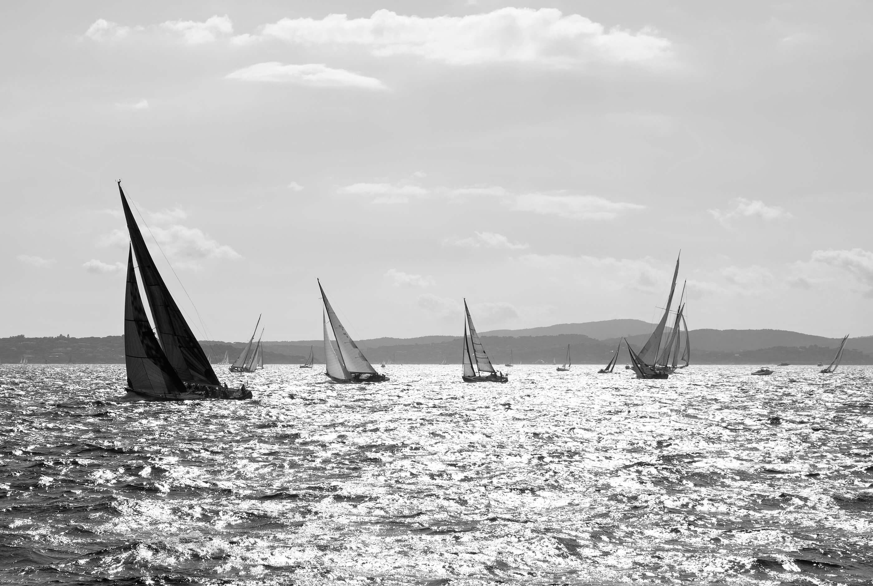 Côte d'Azur: Les Voiles De St. Tropez