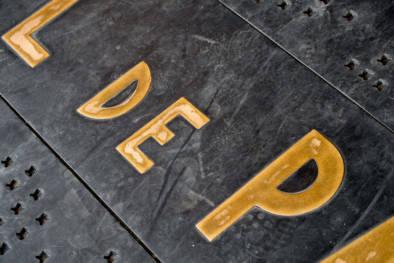 Côte d'Azur - Monaco. Typography Impressions. Quest - Im Wandel Der Zeit. Oliver Lins
