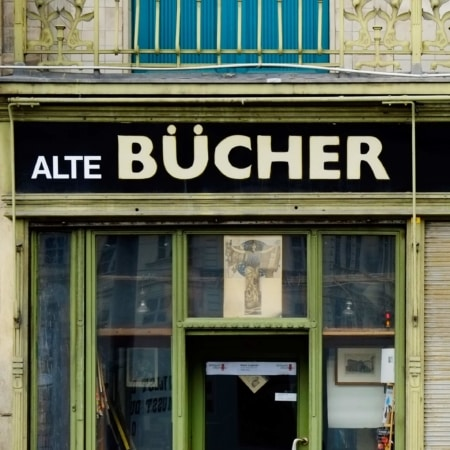 Viennese Storefronts (I)