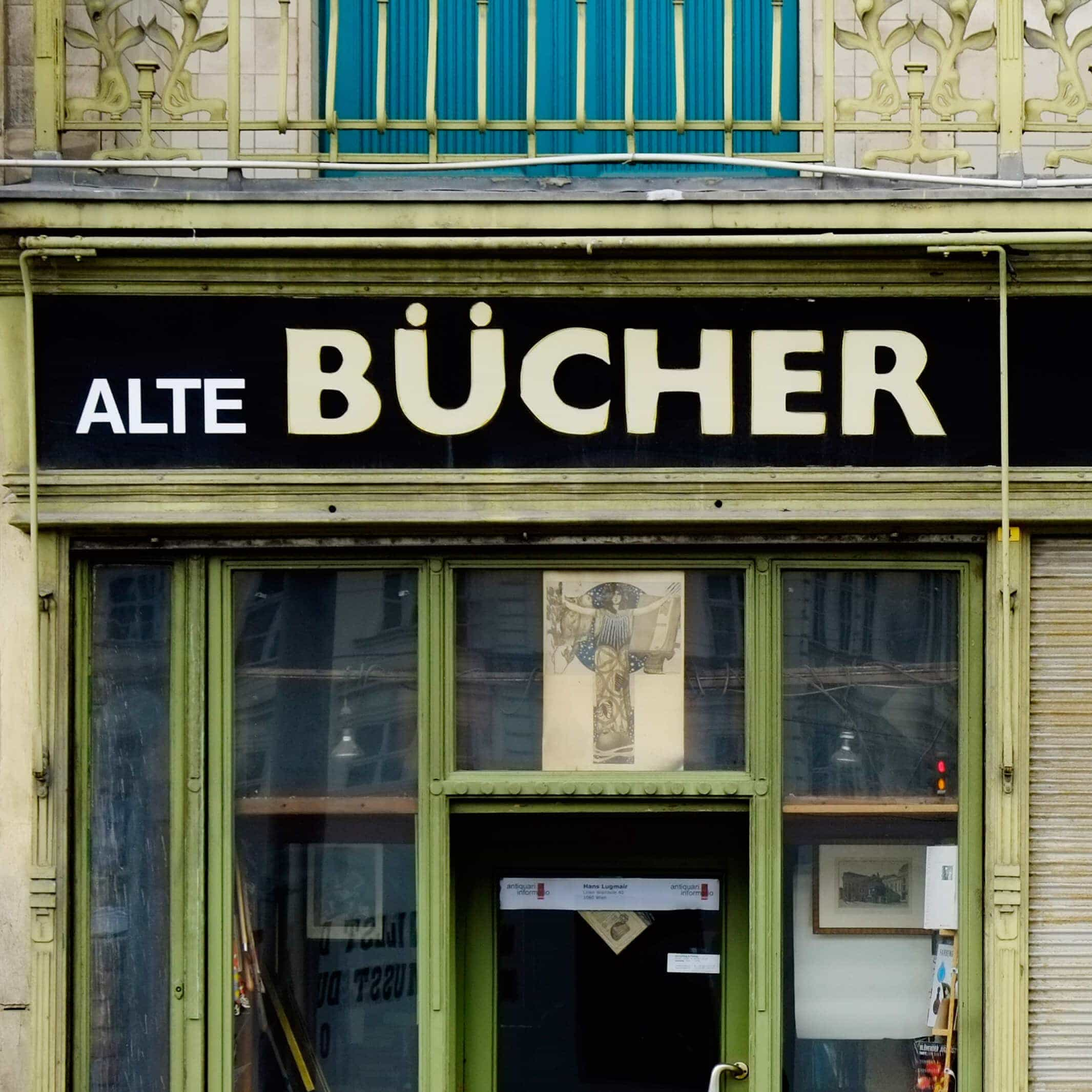 Viennese Retailers & Storefronts. Part I