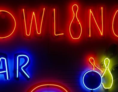 Neon Sign, Golfe De Saint Tropez, Quest - Im Wandel Der Zeit. Oliver Lins