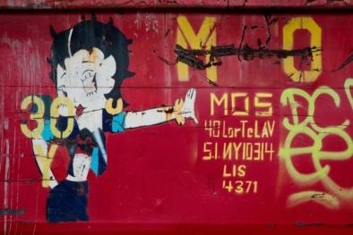 Graffiti Brooklyn-Style. Quest - Im Wandel Der Zeit. Oliver Lins