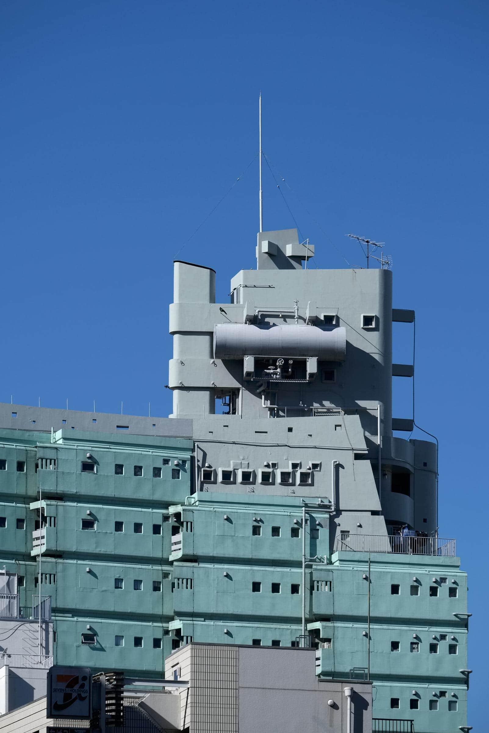 The Battleship Building