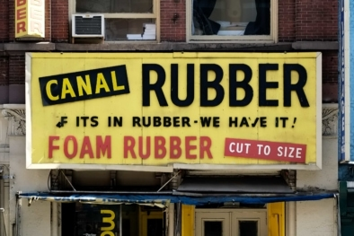 Canal Rubber Chinatown - Oliver Lins