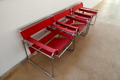 Bauhaus Dessau, Chairs, Oliver Lins
