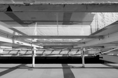 Bauhaus Dessau, Facade Detail, Quest - Im Wandel der Zeit,Oliver Lins
