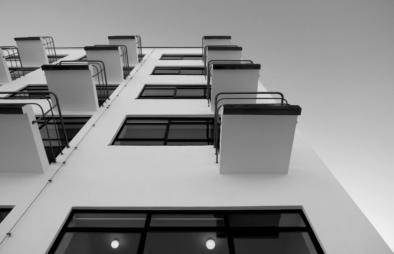 Bauhaus Dessau, Facade, Quest - Im Wandel der Zeit,Oliver Lins