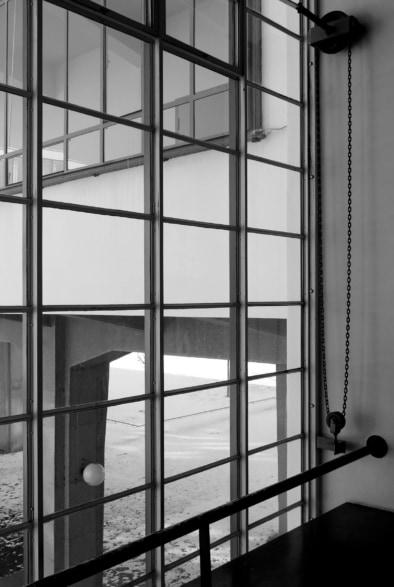 Bauhaus Dessau, Window Grid, Walter Gropius, Oliver Lins