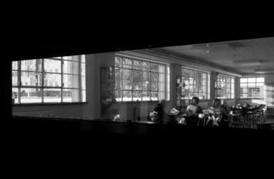 Bauhaus Dessau, Cafeteria, Oliver Lins