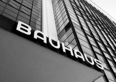 Bauhaus Dessau Identity Typeface Dessau School, Oliver Lins, Quest - Im Wandel der Zeit