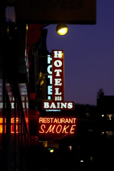 Smoke Montparnasse - Oliver Lins, Quest - Im Wandel der Zeit