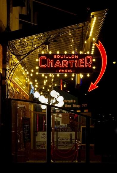 Boullion Chartier Montparnasse - Oliver Lins, Quest - Im Wandel der Zeit