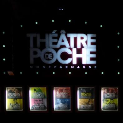 Théâtre de Poche-Montparnasse - Oliver Lins, Quest - Im Wandel der Zeit