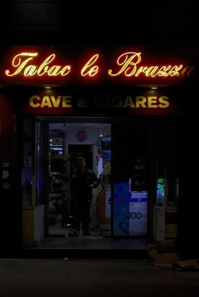 Tabac le Brazza Montparnasse - Oliver Lins, Quest - Im Wandel der Zeit