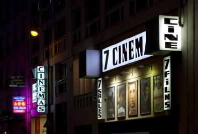 Cinemas Montparnasse - Oliver Lins, Quest - Im Wandel der Zeit