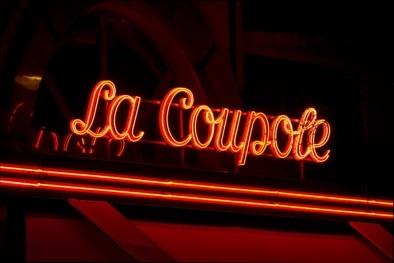 La Coupole Montparnasse - Oliver Lins, Quest - Im Wandel der Zeit