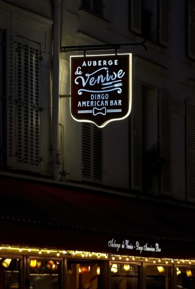 Auberge Venise Montparnasse - Oliver Lins, Quest - Im Wandel der Zeit