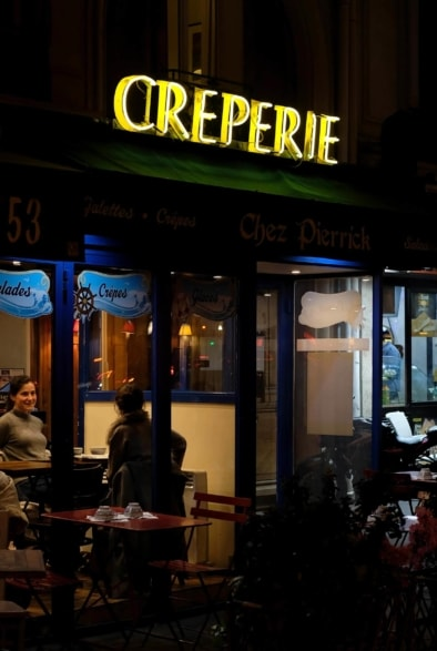 Creperie Montparnasse - Oliver Lins, Quest - Im Wandel der Zeit